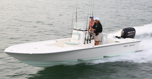 Sea Born FX24 Bay Boat