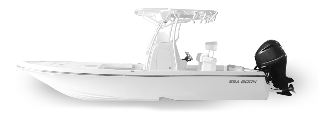 Sea Born FX25 Bay Boat