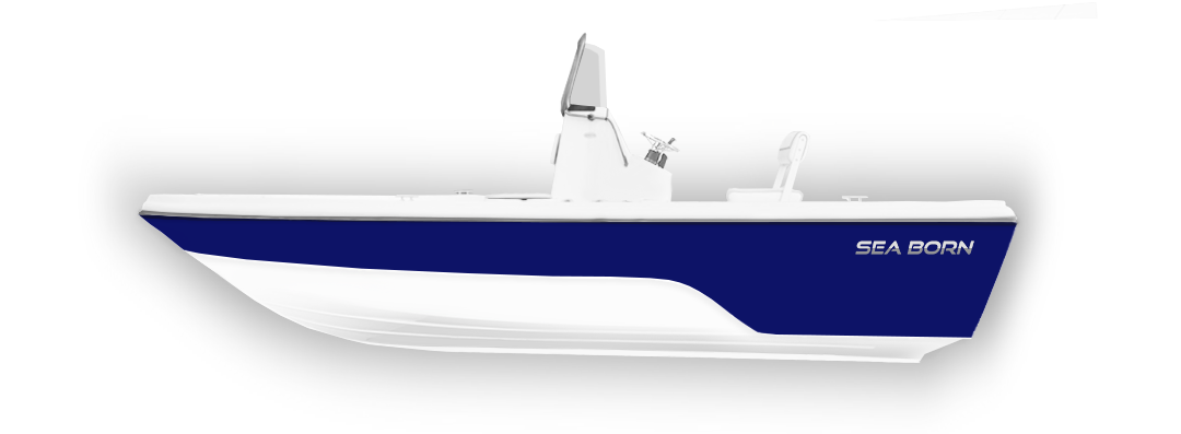 Sea Born SV19 Bay Admiral Blue