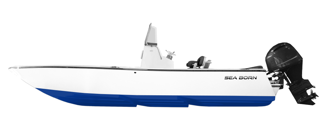 Sea Born FX Series Bay Boat