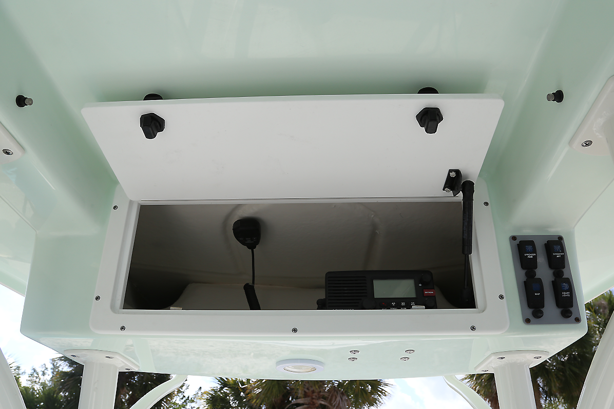 Bay Boat Hard Top Storage Box